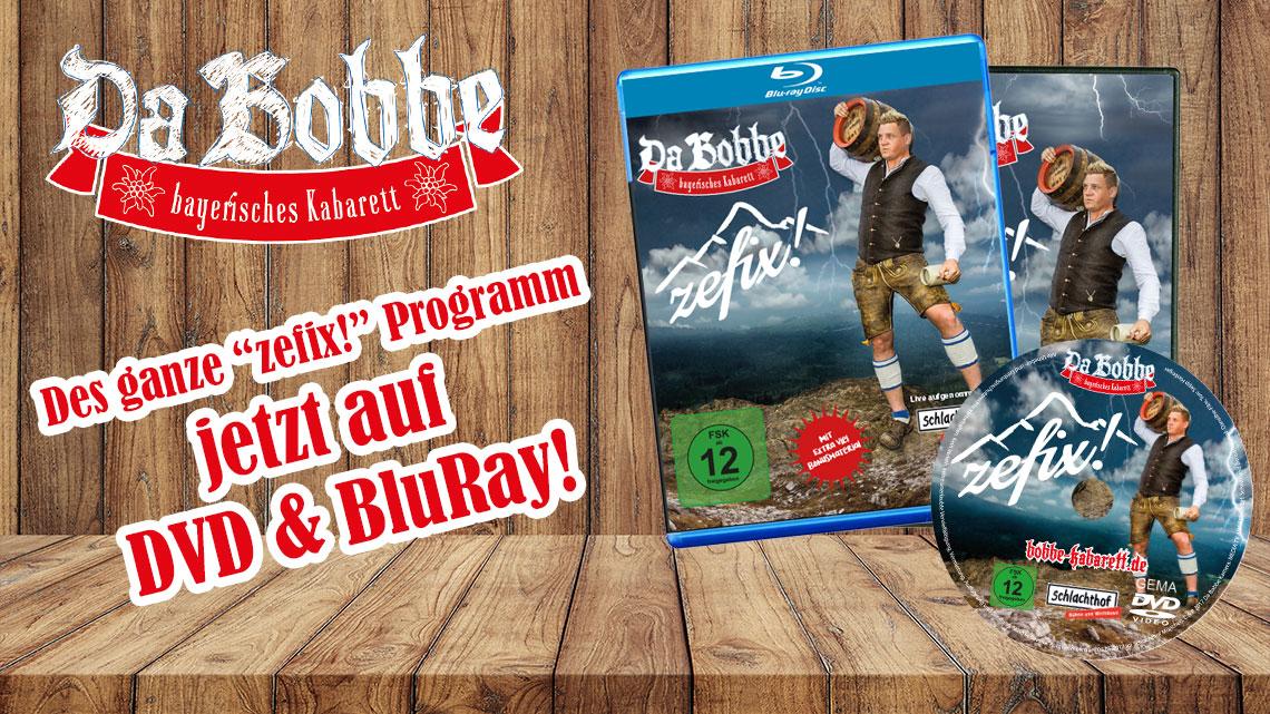 Zefix! DVD & BlueRay HIER