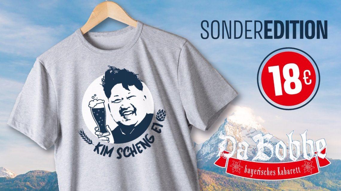 """""""Kim scheng ei"""" Shirt"""